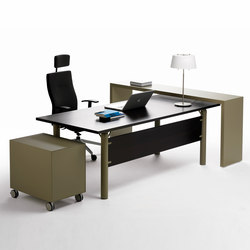 Layer Operative Desking System | Desks | Guialmi