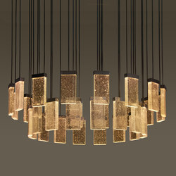 GRAND CRU chandelier  – ceiling light | Lampade sospensione | MASSIFCENTRAL