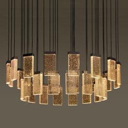 GRAND CRU chandelier  – ceiling light | Suspended lights | MASSIFCENTRAL