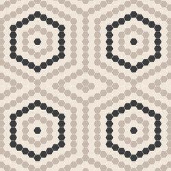 Geometric - Radial | Glas Mosaike | Hisbalit