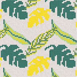 Natural - Tropical | Mosaici vetro | Hisbalit