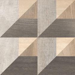 Aspen Tarsio Decoro Mix | Piastrelle ceramica | Rondine