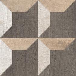 Aspen Tarsio Decoro Mix | Carrelage céramique | Rondine