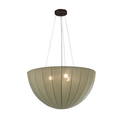 Wiener Werkstaette Fabric Department | Suspended lights | Woka