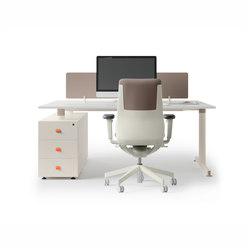 NOS Operative Desking System | Schreibtische | Guialmi