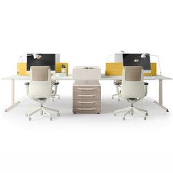 NOS Operative Desking System | Bureaux | Guialmi