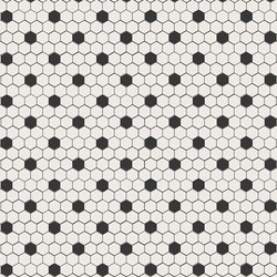Retro - Dots | Glass mosaics | Hisbalit