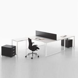 L System Operative Desking | Scrivanie | Guialmi