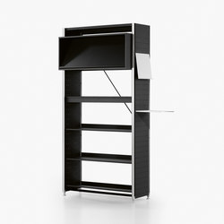 Marciana Library Shelving | Regale | Guialmi