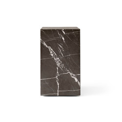 Plinth Tall | Brown Grey | Mesas auxiliares | MENU