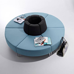 In.Motion Modular Sofa System | Asientos isla | Guialmi