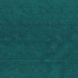 Indian Silk | Colour Emerald 37 | Tessuti decorative | DEKOMA