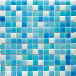 Water Mix - Timor* | Glass mosaics | Hisbalit