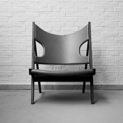 Knitting Chair | Armchairs | MENU