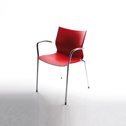 Nina Contract Chair | Sillas | Guialmi
