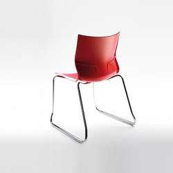 Nina Contract Chair | Chairs | Guialmi