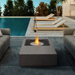 Manhattan | Open fireplaces | EcoSmart™ Fire