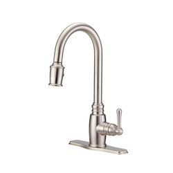 Opulence® | Pull-Down Kitchen Faucet | Kitchen taps | Danze