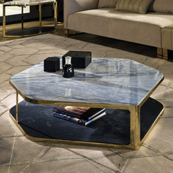 Tiles | Coffee tables | Longhi S.p.a.