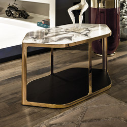 Tiles | Side tables | Longhi S.p.a.