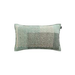 Canevas Geo Cushion Green | Cushions | GAN