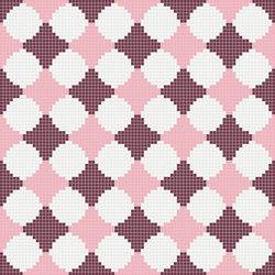 Palm Springs - Cherry 1 | Glass mosaics | Hisbalit