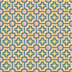 Palm Springs - Mecca | Glass mosaics | Hisbalit