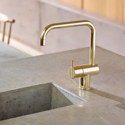 KV1 - One-handle mixer | Kitchen taps | VOLA