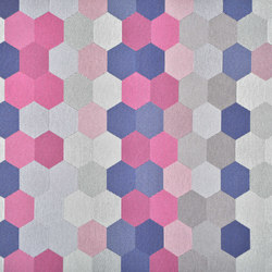 Octagon | Colour Sorbet 8016 | Tejidos decorativos | DEKOMA
