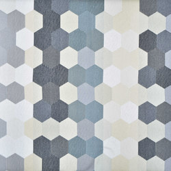 Octagon | Colour Castor 9008 | Tessuti decorative | DEKOMA