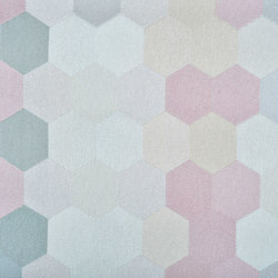 Octagon | Colour Rosewater 9011 | Tejidos decorativos | DEKOMA