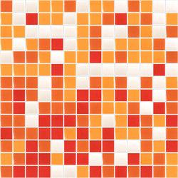 Gradations - Jamaica | Glass mosaics | Hisbalit