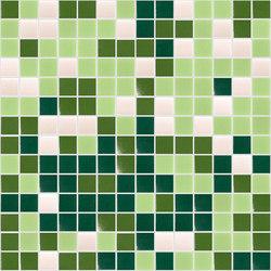 Degradado - Mauricio | Mosaicos de vidrio | Hisbalit