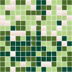 Gradations - Mauricio | Glass mosaics | Hisbalit