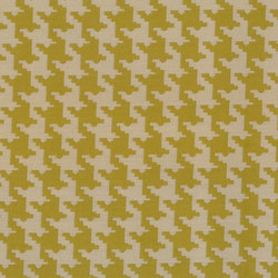 Gert | Colour Yellow 03 | Drapery fabrics | DEKOMA