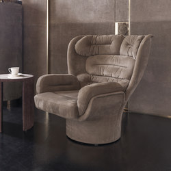 Elda | Armchairs | Longhi S.p.a.