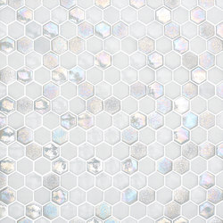 Textures Star | Glass mosaics | Hisbalit