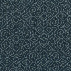 Otto | Colour Navy Blue 06 | Drapery fabrics | DEKOMA