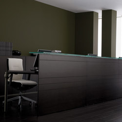 Layer Operative Desking System | Counters | Guialmi