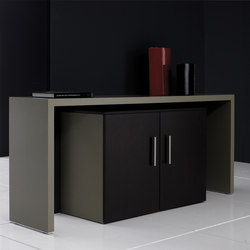 Layer Operative Desking System | Console tables | Guialmi