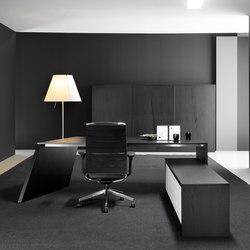 Origami Executive Desk | Bureaux | Guialmi