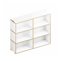 Benji Bookcase 6 2.3 | Regale | Morfus