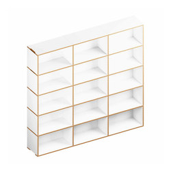 Benji Bookcase 6 3.5 | Regale | Morfus