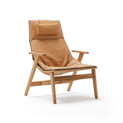 Ace wood | Armchairs | viccarbe