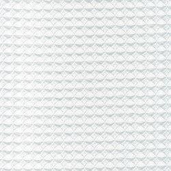 Safir | Colour White | Drapery fabrics | DEKOMA