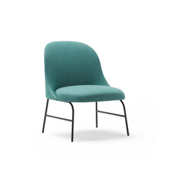 Aleta lounge chair | Stühle | viccarbe