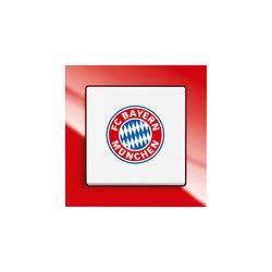 Fanschalter FC Bayern München | interuttori pulsante | Busch-Jaeger