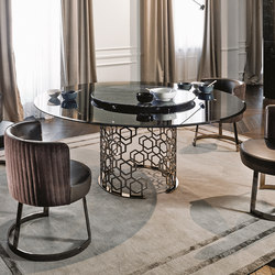 Manfred | Tables de repas | Longhi S.p.a.