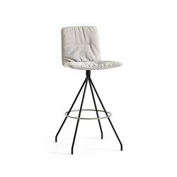 Klip | Bar stools | viccarbe