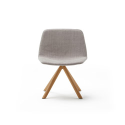 Maarten Lounge Chair | Sessel | viccarbe